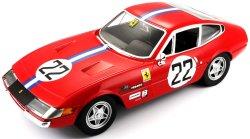 Bburago B18-26303 1:24 Scale A Ferrari GTB4 Competizione Detailed Model