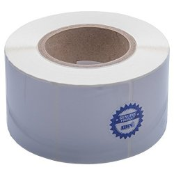Kenco Premium Inkjet 3 X 2.5 Rectangle High Gloss Paper Roll-fed Inkjet Labels. Compatible With Primera Color Label Printers And Many Other Printer Brands.