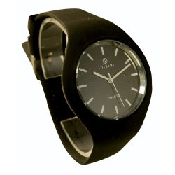 INITIAL Silicone Analogue Watch I-001