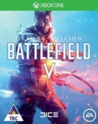 Electronic Arts Battlefield V - Deluxe Edition - To Receive The Early Enlister Dlc Xbox One