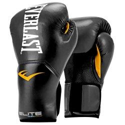 Everlast Pro Elite V2 Boxing Glove 8OZ Black
