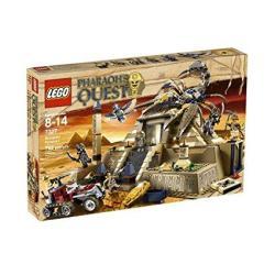 Lego Pharaoh's Quest Scorpion Pyramid 7327