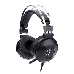 Redragon Gaming Headset For PS4 Laptop PC Gaming 7.1 Surround Sound Gaming Headset With Active Noise Canceling USB Gaming Headph