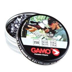 Gamo Pro Magnum Pellets - 4.5MM 250'S
