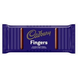 CADBURY - Fingers Biscuits