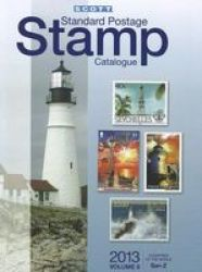 2013 Scott Standard Postage Stamp Catalogue Volume 6 Countries Of The World San-z paperback 169th