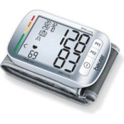 Beurer Wrist Blood Pressure Monitor - Bc 50