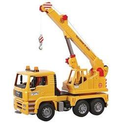 MAN Crane Truck