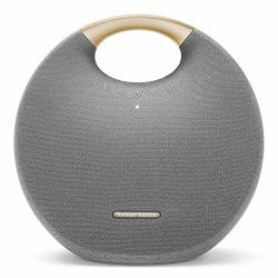 Harman Kardon Onyx Studio 6 Wireless Bluetooth Speaker - IPX7 Waterproof Extra Bass Sound System With Rechargeable Battery And B