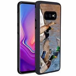 Ducks Mallards Flying Case Fit For Samsung Galaxy S10E 2019 5.8 Version