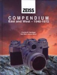 Zeiss Collector& 39 S Guide To Cameras 1940-71 Hardcover