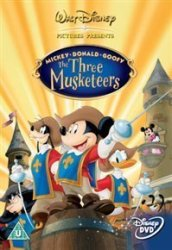 Mickey Donald Goofy: The Three Musketeers DVD