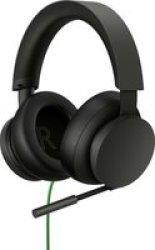 Microsoft Xbox Over-ear Wired Headset Black