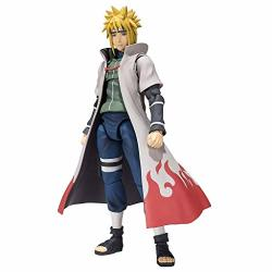 Siyushop Namikaze Minato Action Figure - Equipped With Weapons And Replaceable Hands - High 15CM
