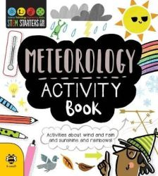 Meteorology Activity Book - Activities About Wind And Rain And Sunshine And Rainbows