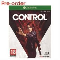 Xbox One Game - Control Retail Box No Warranty On Software