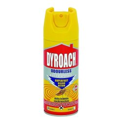 Dyroach - Insecticide Aerosol Odourless 300ML