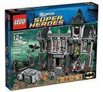 LEGO Batman Arkham Asylum Breakout Set 10937 PIECES:1619