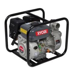 Ryobi RWP-50 Petrol Water Pump Black 50MM