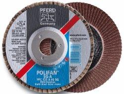 PFERD Polifan Wheels Pff 180-22 A80 Sg-a