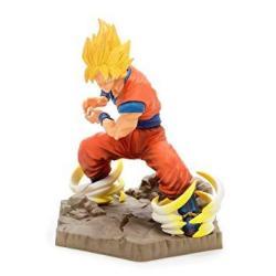 Banpresto Dragonball Z Absolute Perfection Figure-son Gokou Orange