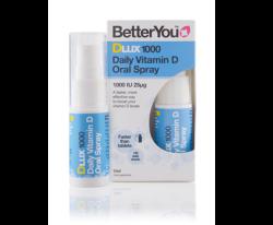 Better You Oral Spray Dlux Vitamin D 1000 - 15ML