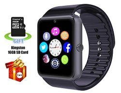 SMART WATCH Yuanguo Bluetooth Smartwatch YG8 With Camera Pedometer And 16GB Sd Card And Sim Card Sl
