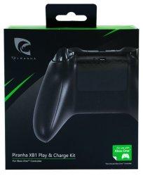 Piranha Play & Charge Kit Xbox One