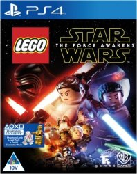 Lego Star Wars The Force Awakens PS4