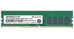 Transcend 4GB DDR4 2666MHZ Desktop Memory Module JM2666HLH-4G