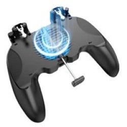 Mobile Game Controller L1R1 Gamepad Cooling Pad