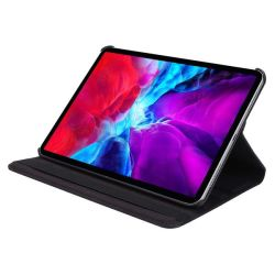 Tuff-Luv Rotating Case For Apple Ipad Pro 11INCH 2020 - Black Will Only Work On The New 2020 Model