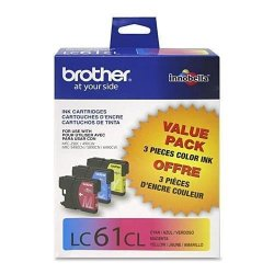 Brother BRTLC613PKS - Color Ink Cartridges