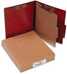 USA Acco Folder Psbd 4SEC Ltr Rd 15004