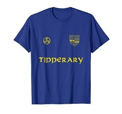 Ireland County Sports Tipperary Gaelic Football & Hurling Jersey