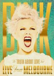 Pink - The Truth About Love Tour - Live From Melbourne DVD
