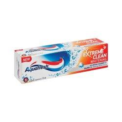 Aquafresh Toothpaste 75ML - Extreme Clean Whitening