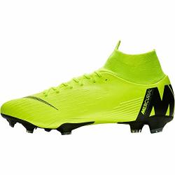 Nike Superfly 6 Pro Fg Mens Football Boots AH7368 Soccer Cleats UK 9.5 Us 10.5 Eu 44.5 Volt Black 701