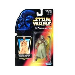 Kenner Star Wars: Power Of The Force Red Card Tusken Raider Action Figure