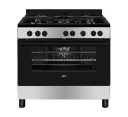 AEG Gas Cooker CKB901A4BM
