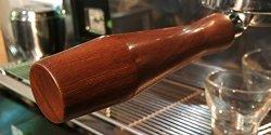 Espresso R Sthaus - Portafilter Handle - Kompressor Series - Walnut