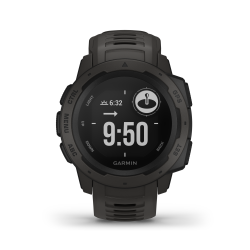 Mac Shack Instinct Rugged Gps Watch - Graphite