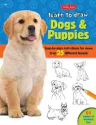 Learn To Draw Dogs & Puppies