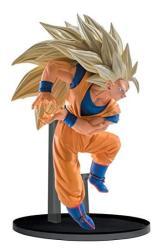 Bandai America Incorporated Banpresto Dragon Ball Super Saiyan 3 Goku Sculptures Big Budoukai 6 Volume 5 Figure 6.3