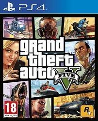 GRAND Theft Auto V PS4 By Rockstar