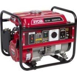 Ryobi Generator 4-stroke Air-cooled - 1.2kva