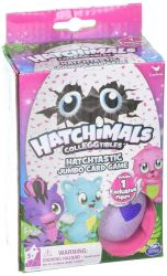 Hatchimals Game Jumbo Cards Tin Wfg