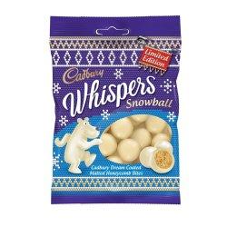 CADBURY - Whispers Snowball Chocolate 200G