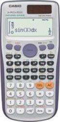 Casio FX 991ZA Plus Scientific Calculator