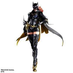 Square Enix Dc Comics Variant Play Arts Kai Batgirl